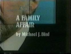 Michael Bird's episode credit