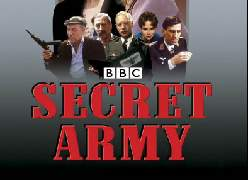 Secret Army Title