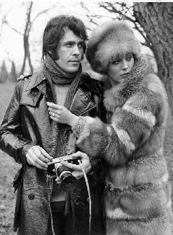 Iain Gregory (Eric Carver) and Lesley-Anne Down (Diana)